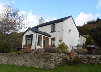 Thumbnail 3 bed detached house for sale in Maenan, Llanrwst