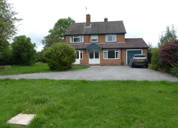 Thumbnail 4 bed detached house for sale in Cubley, Ashbourne Derbyshire