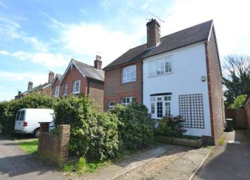 Thumbnail 2 bed semi-detached house to rent in Church Road, Horley