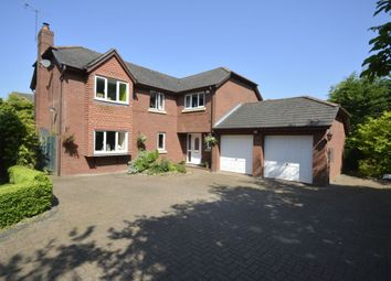 Thumbnail 5 bed detached house for sale in Crowton View, Norley, Frodsham