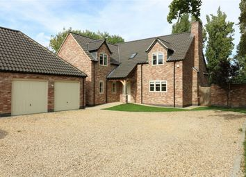 Thumbnail 4 bed detached house for sale in Eastgate, Deeping St James, Market Deeping, Lincolnshire