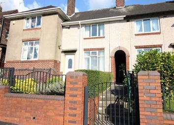Thumbnail 2 bedroom terraced house for sale in Wordsworth Avenue, Sheffield