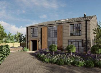 Thumbnail 5 bed country house for sale in Pitt Lane, Frensham, Farnham