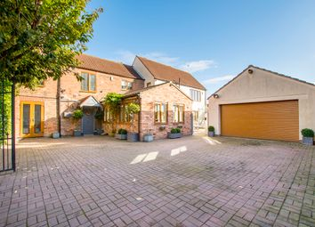 Thumbnail 5 bed detached house for sale in Main Street, West Stockwith, Doncaster