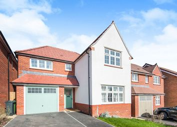 Thumbnail 4 bed detached house for sale in Finning Avenue, Exeter