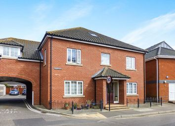Thumbnail 2 bed flat for sale in St. Johns Road, Stalham, Norwich
