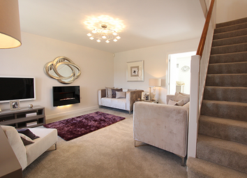 Thumbnail 2 bed mews house for sale in Adlington Road, Wilmslow