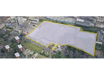 Thumbnail Land for sale in Tipton Industrial Estate, Whitehall Road, Tipton, West Midlands, England