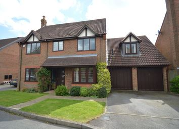 Thumbnail 5 bed detached house for sale in Todd Close, Holmer Green, High Wycombe