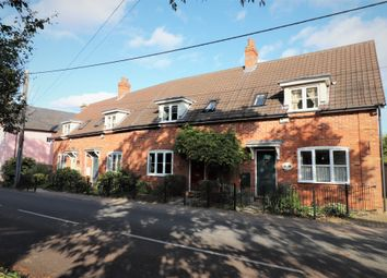 Thumbnail 3 bed terraced house for sale in The Street, Raydon, Ipswich, Suffolk