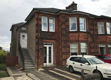 Thumbnail 2 bed flat to rent in St Ronans Drive, Burnside, Glasgow