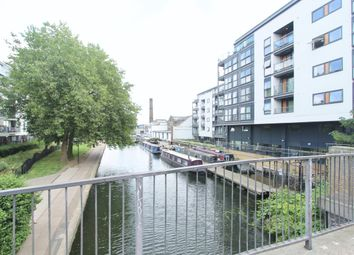 Thumbnail 1 bed flat to rent in Flat 23, Canalside Square, London