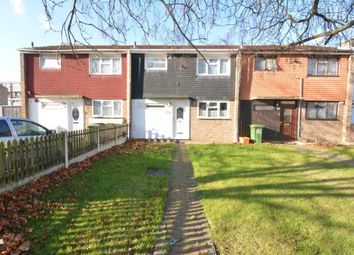Thumbnail 3 bed terraced house for sale in Rochester Way, Basildon