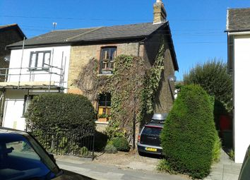 Thumbnail 2 bed semi-detached house for sale in Albany Road, Chislehurst