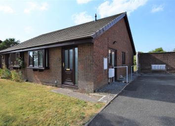 Thumbnail 2 bed semi-detached bungalow for sale in Conway Drive, Steynton, Milford Haven