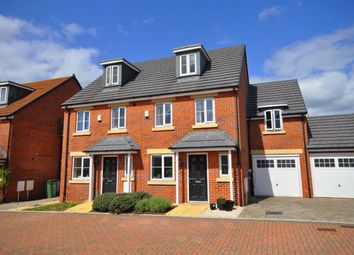Thumbnail 4 bed semi-detached house for sale in John Harper Close, Stroud