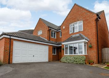Thumbnail 4 bed detached house for sale in Poppy Lane, Wakefield