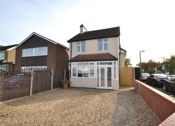 Thumbnail 3 bedroom detached house for sale in Churchgate Road, Cheshunt, Waltham Cross