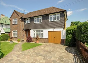Thumbnail 4 bed detached house for sale in Bushey, Hertfordshire