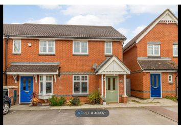 Thumbnail 2 bed semi-detached house to rent in Clonmel Close, Caversham, Reading