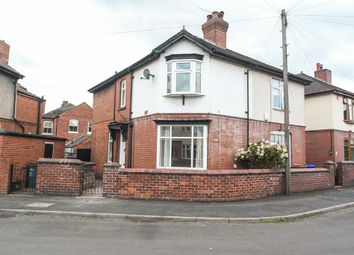 Thumbnail 3 bedroom semi-detached house to rent in Claridge Road, Stoke-On-Trent
