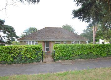 Thumbnail 3 bedroom detached bungalow for sale in Alderney Avenue, Parkstone, Poole