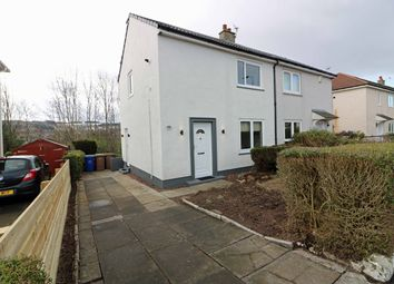 Thumbnail 2 bedroom semi-detached house for sale in Lammermuir Drive, Paisley