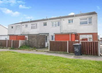 Thumbnail 3 bed terraced house to rent in Rishworth Close, Bransholme, Hull