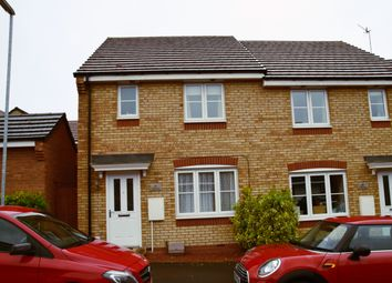 Thumbnail 3 bedroom detached house for sale in Canary Grove, Wolstanton, Newcastle-Under-Lyme