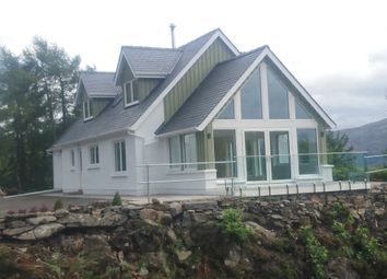 Thumbnail 4 bed detached house for sale in Glenborrodale, Acharacle