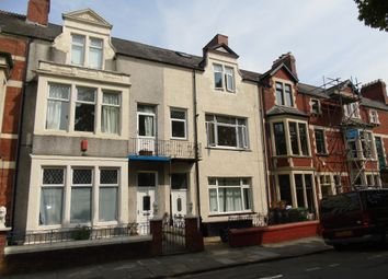 Thumbnail 2 bed flat for sale in Victoria Park Road East, Canton, Cardiff