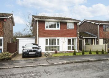 Thumbnail 3 bed detached house to rent in Roberts Close, Rogerstone, Newport