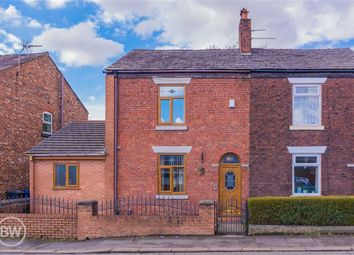 Thumbnail 3 bed semi-detached house for sale in Westleigh Lane, Leigh, Lancashire