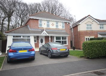 Thumbnail 4 bed detached house for sale in Greylag Crescent, Walkden, Manchester
