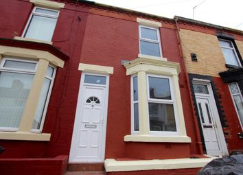 Thumbnail 2 bed terraced house to rent in Parkside Road, Tranmere, Birkenhead