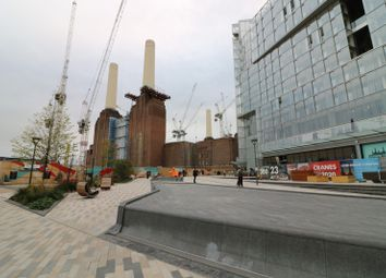Thumbnail 1 bed flat for sale in Switch House East, Battersea Power Station, London