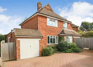 Thumbnail 4 bed detached house for sale in Fairlawn Drive, East Grinstead, West Sussex