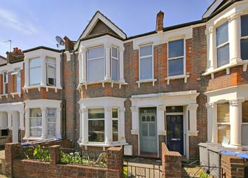 Thumbnail 4 bedroom terraced house to rent in Leghorn Road, London