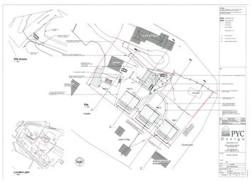 Land for sale in Adjoining Old Station House, Llanfyllin, Powys SY22