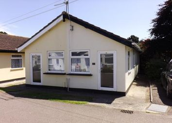 Thumbnail 1 bedroom bungalow for sale in Dawlish Warren, Devon