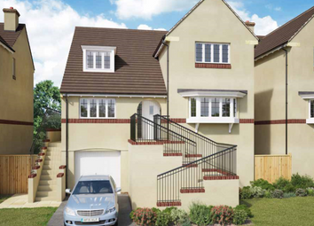 Thumbnail 4 bed detached house for sale in The Hendre, Garden View, Off Hilary Rise, Pontywaun