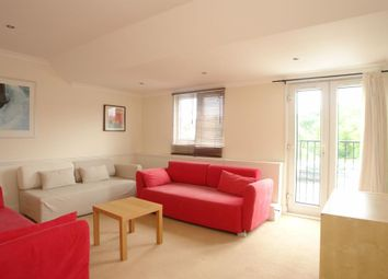 Thumbnail 3 bed flat to rent in Underhill Road, East Dulwich, London