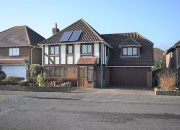 Thumbnail 5 bedroom detached house for sale in The Pasture, Hawkinge, Folkestone