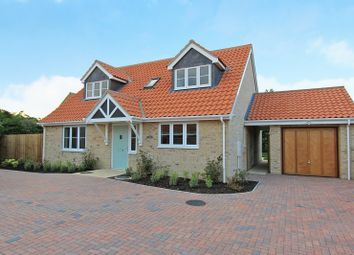 Thumbnail 4 bed detached house for sale in Fews Lane, Longstanton, Cambridge