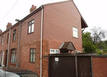 Thumbnail 2 bedroom end terrace house to rent in Leicester Causeway, Foleshill, Coventry, West Midlands