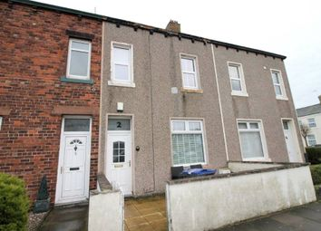 Thumbnail 4 bed terraced house for sale in Burnswark Terrace, Solway Street, Silloth, Wigton