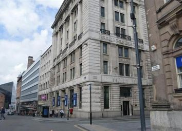 Thumbnail 1 bed flat to rent in National Bank Building, Liverpool