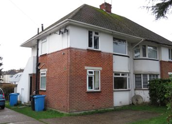 Thumbnail 2 bedroom flat to rent in Wharfdale Road, Parkstone, Poole