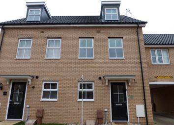 Thumbnail 3 bedroom property to rent in Buttermere Way, Carlton Colville, Lowestoft
