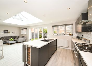 Thumbnail 4 bed detached house for sale in Churn Court, Gaywood, King's Lynn